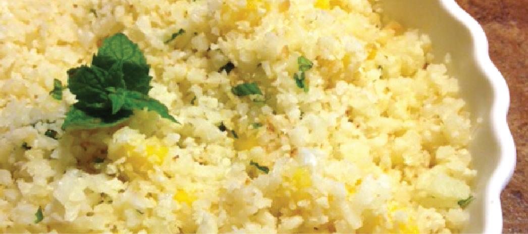 Salade Quinoa recette