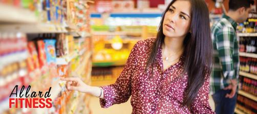 Comment mieux choisir à l'épicerie Allard Fitness