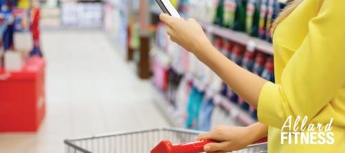 3 étapes pour faire l'épicerie efficacement