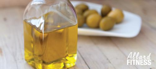 Super aliments Huile d'olive Allard Fitness