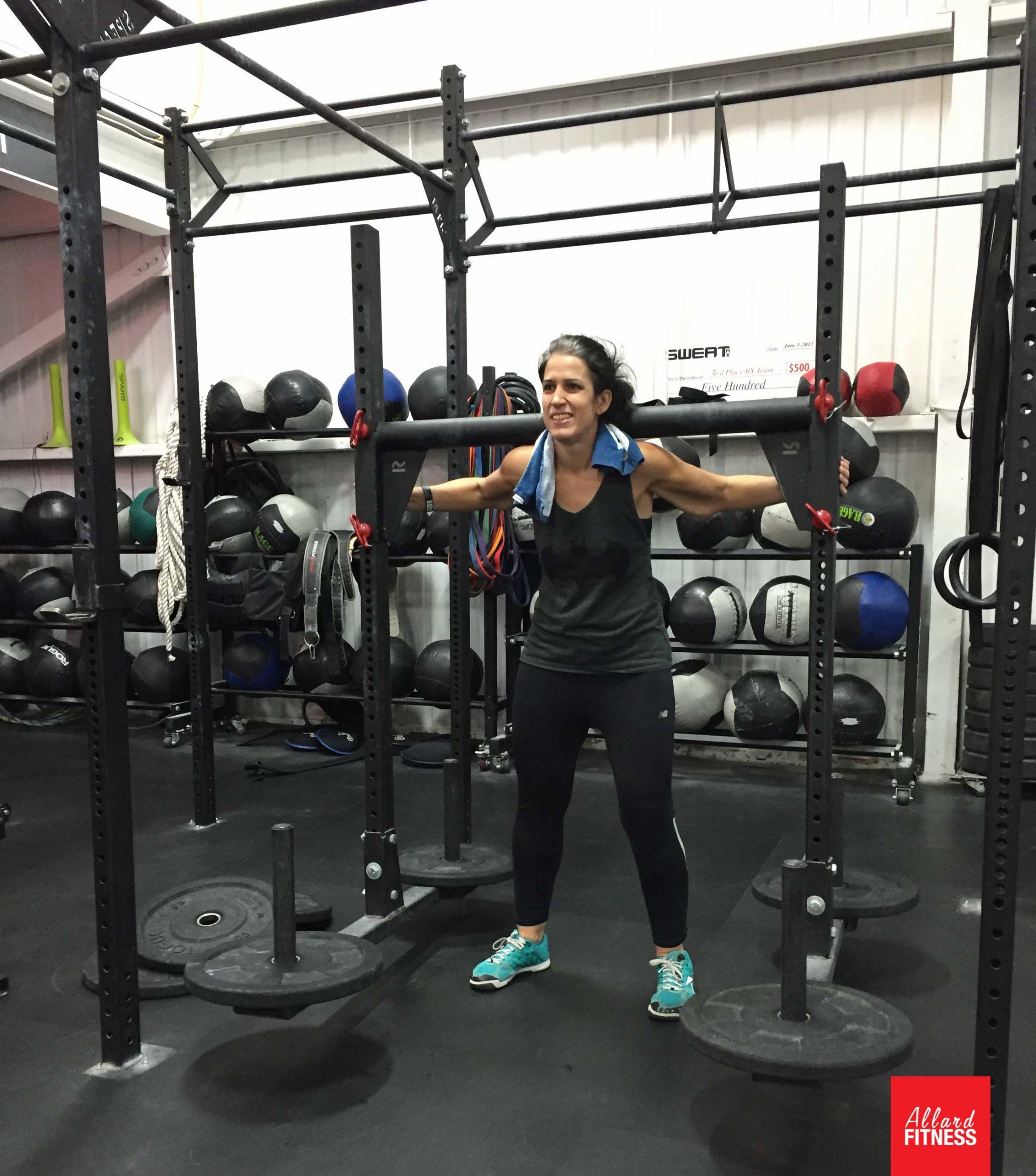 reconnaitre ses accomplissements strongman gym allardfitness allard fitness